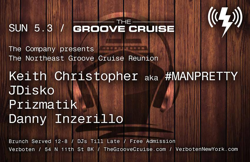 The Northeast Groove Cruise Reunion