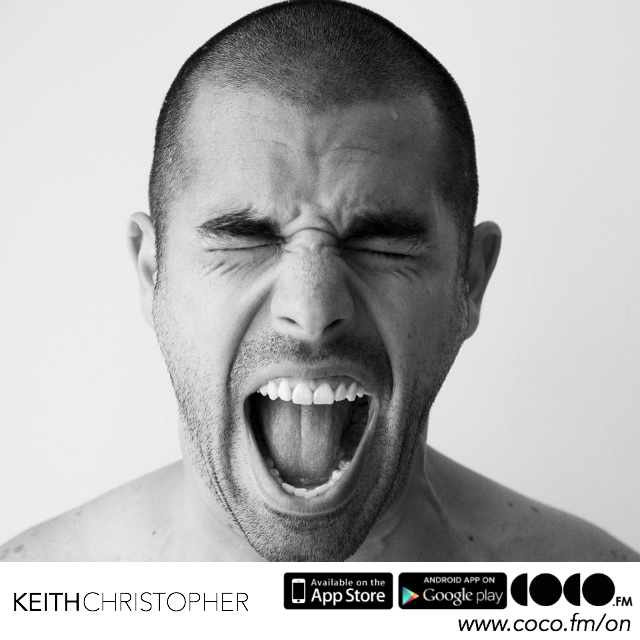 Keith Christopher LIVE on Coco.fm