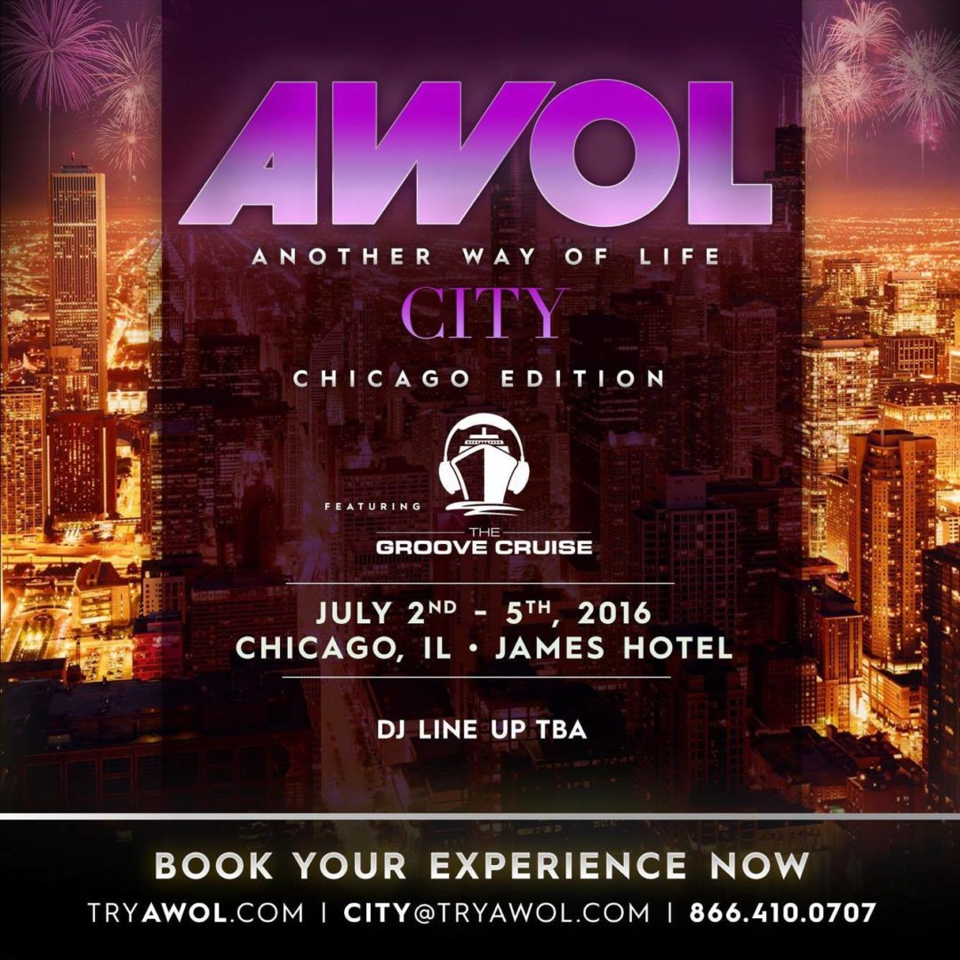 A.W.O.L. (Another Way Of Life) City – Chicago