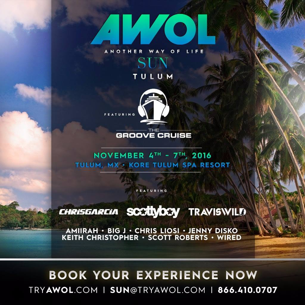 A.W.O.L. (Another Way Of Life) Sun – Tulum, MX