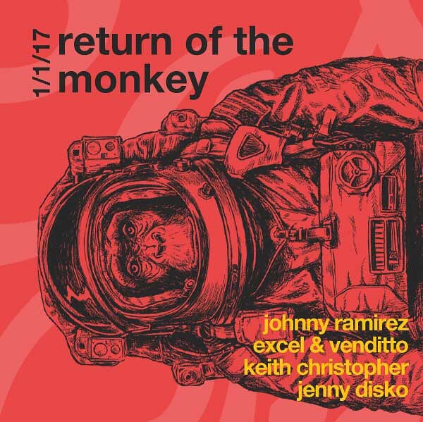 Return of the Monkey – Cash Only – Fort Lauderdale, FL