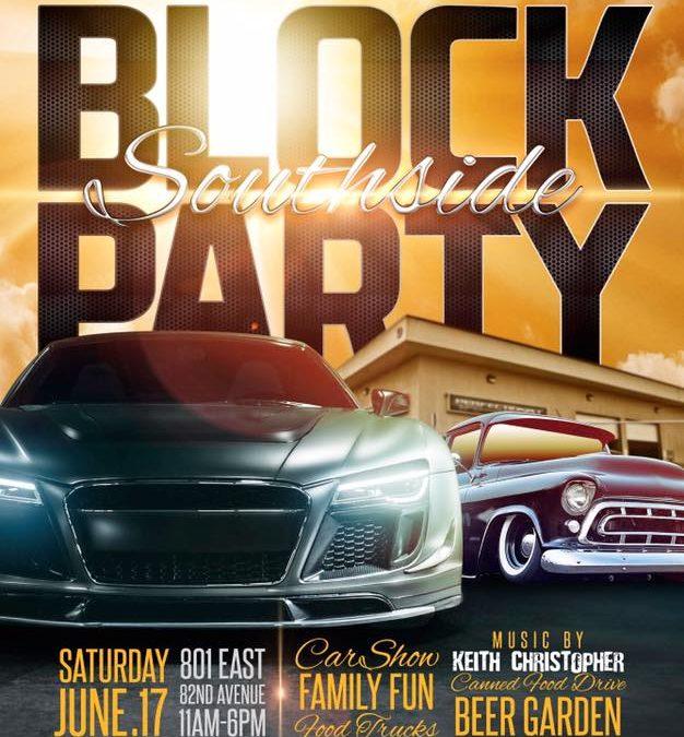 Southside Block Party – Anchorage, AK
